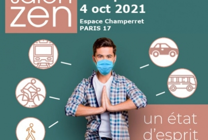 Salon Rentrez Zen du 1er au 5 Octobre 2020 à Paris